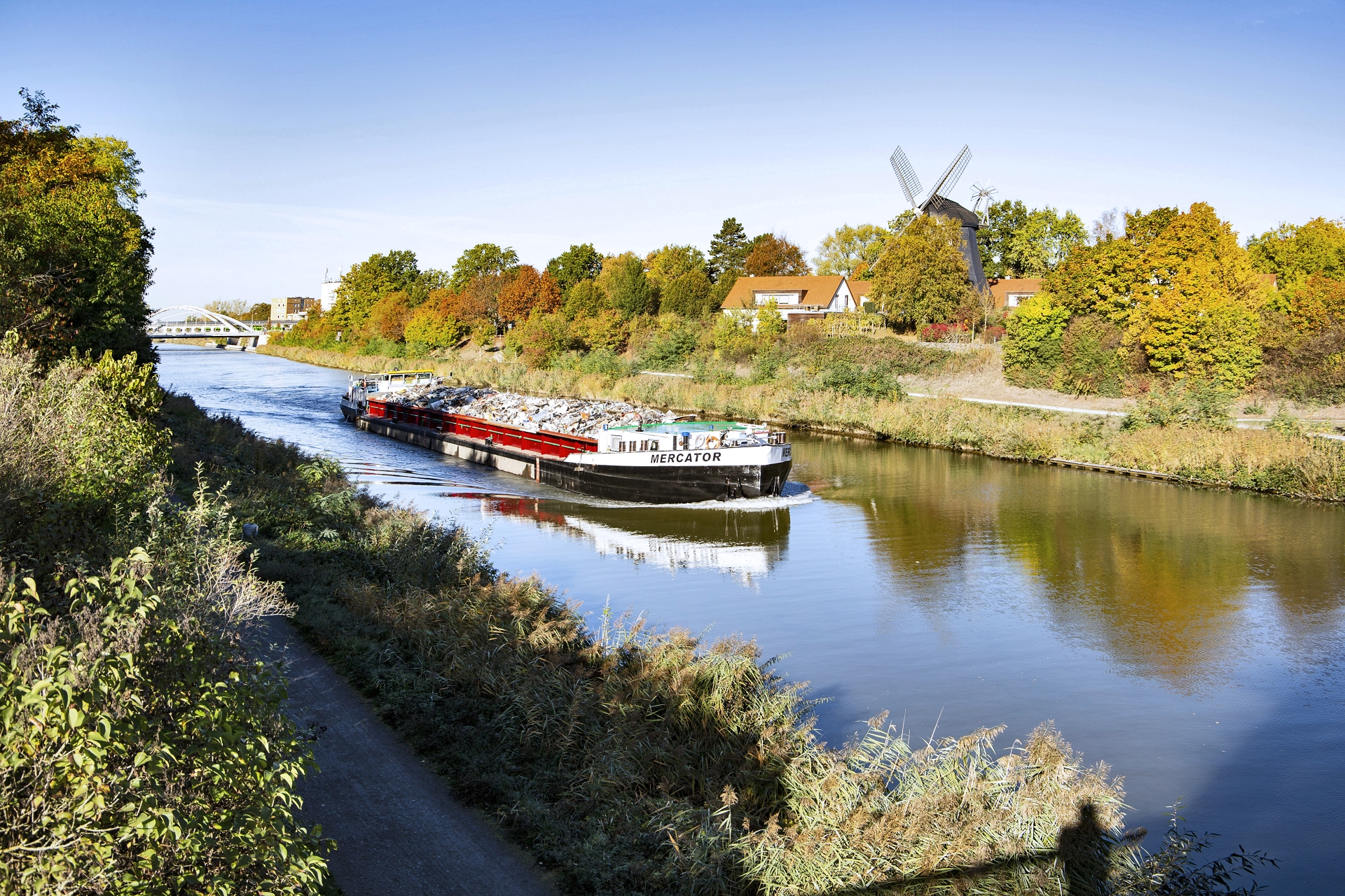 20.Mittellandkanal